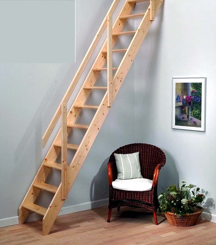 attic stair design ideas - Attic Ladders Attic Stairs